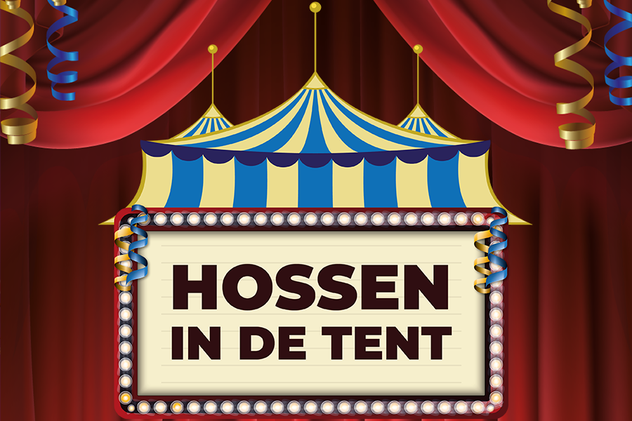 Hossen in de Tent